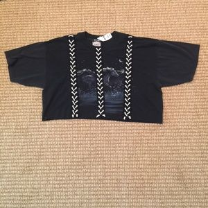 LF Furst of a Kind Navajo Horse Tee Small NWT